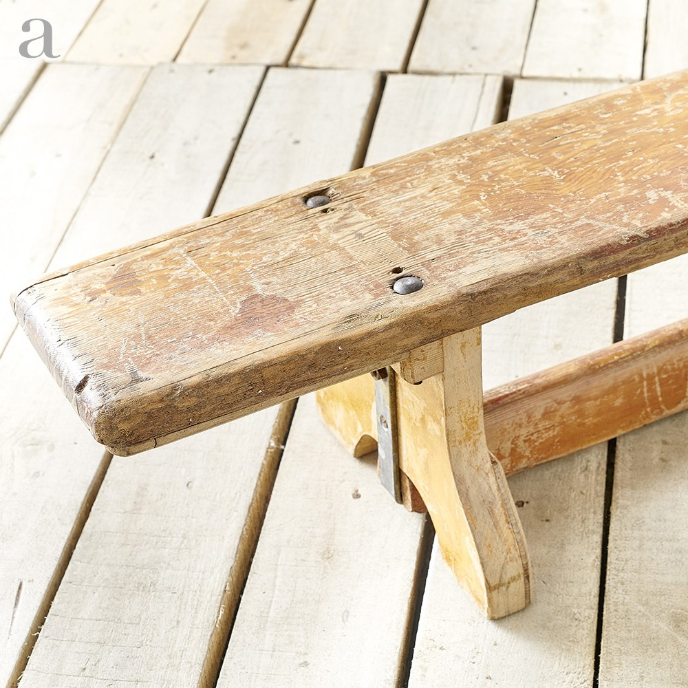 Cool Long Wooden School Gym Bench Theyellowbook Wood Chair Design Ideas Theyellowbookinfo