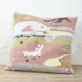 Cushion 'Mountain pasture'