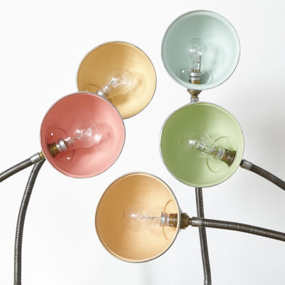 Industrial colored light