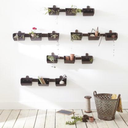 Jardinières horizontales