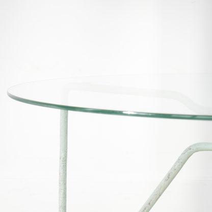 Table basse 'vert d'eau'