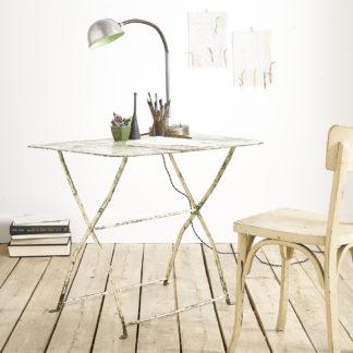 Table de jardin VINTAGE métal