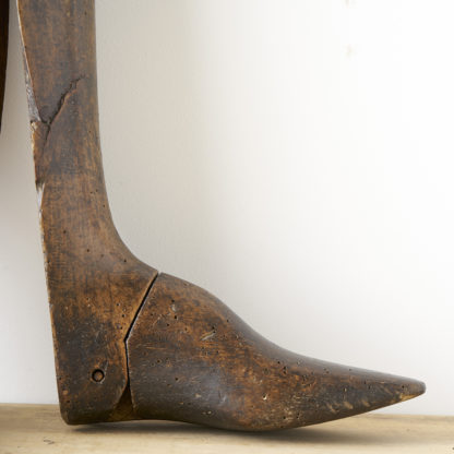 Ancient shoe trees