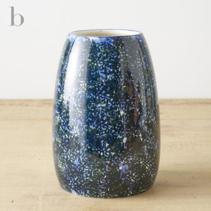 céramiques décoratives vintage. vase en grès