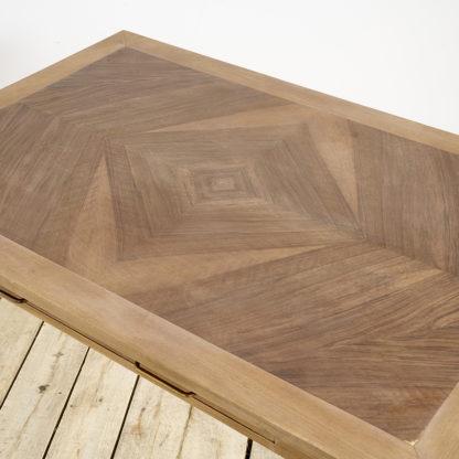 Bureau en noyer TABLE