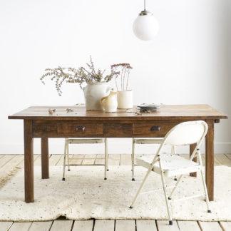 Large farmer table