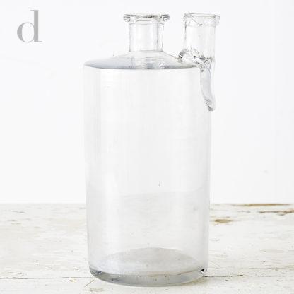 Anciennes verreries e laboratoire chimie vase, soliflore