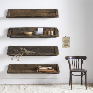 Primitive shelf