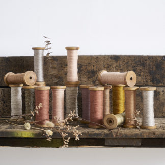 ancient thread spool