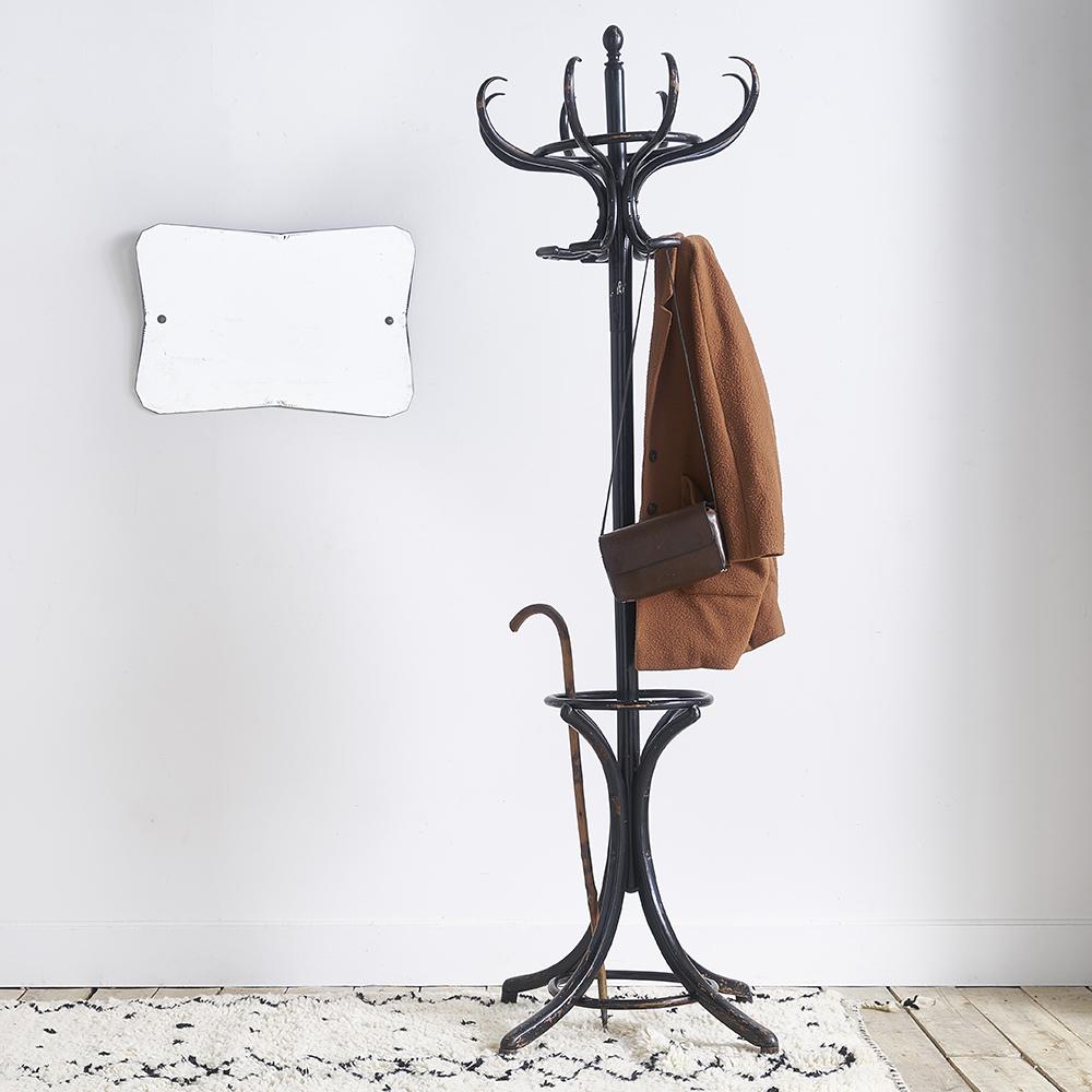 porte manteaux perroquet desuet brocante et objet. Black Bedroom Furniture Sets. Home Design Ideas