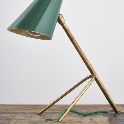 Ancienne lampe cocotte des années 50.