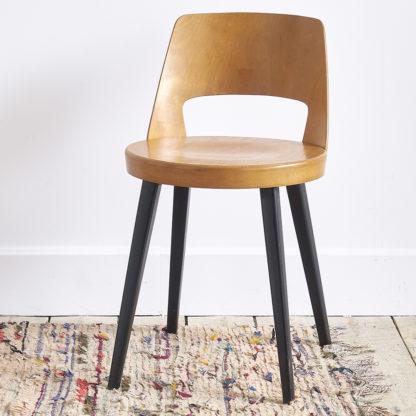 chaise vintage des années 50'.