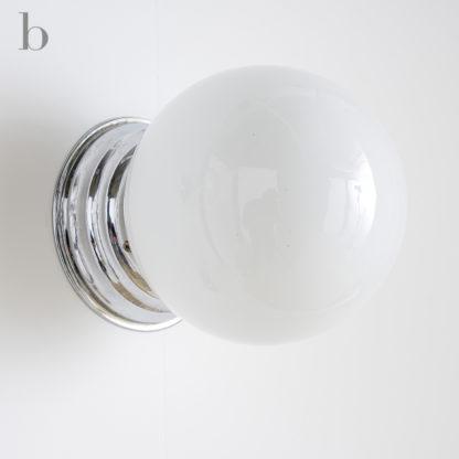 Luminaire globe applique plafonier