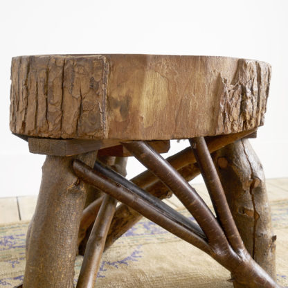 Table 'Arbre' brutaliste 1950