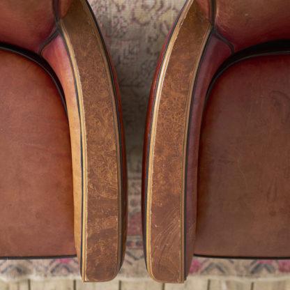 fauteuils club salon vintage des années 50/60