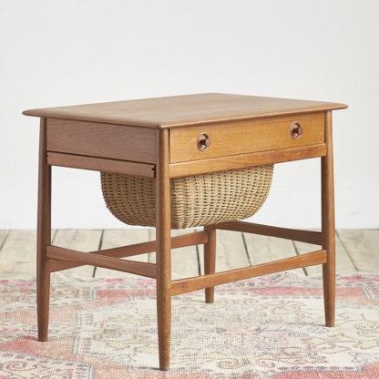 table de couture vintage des années 50 cousette
