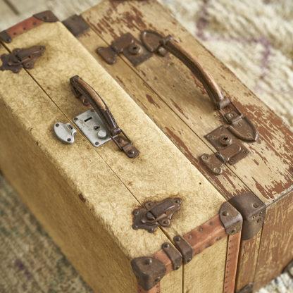 Paire de valises vintage