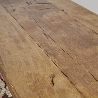Grande table à tréteaux meuble métier établi