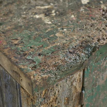 Ancien meuble de métier étalbi