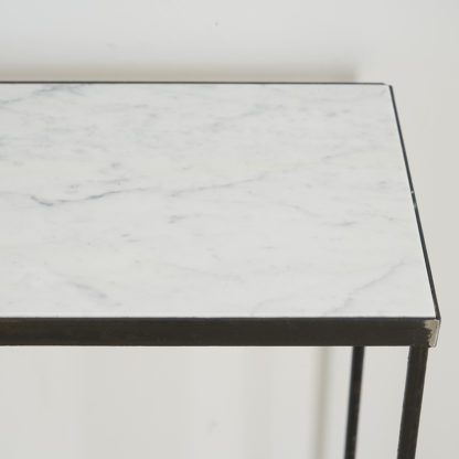 Console marbre