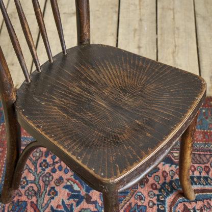 chaises bistrot thonet