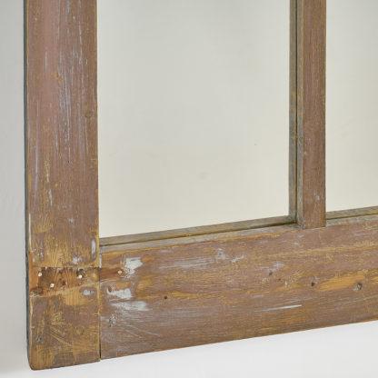 Miroir fenêtre usine