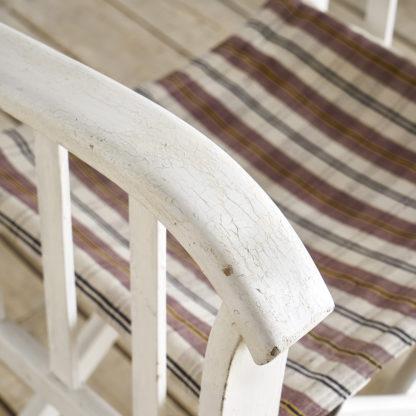 fauteuils de plage vintage pliant