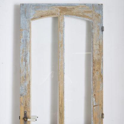 Porte d'atelier simple
