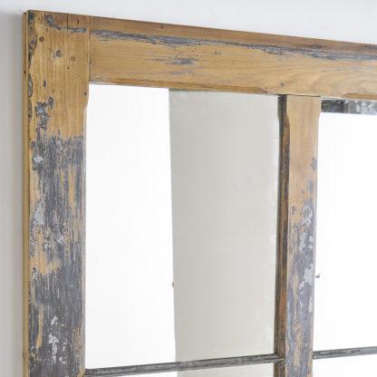 Miroir fenêtre d'atelier