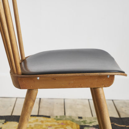 """Ensemble de 6 chaises """"Baumann"""""""