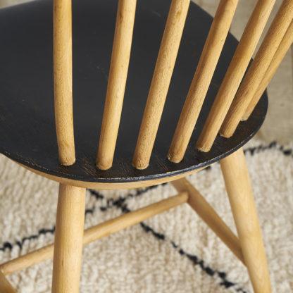 Duo de chaises scandinaves