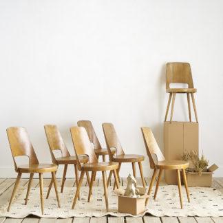 """"""" Baumann"""". Modèle """"Mondor"""" chaise"""