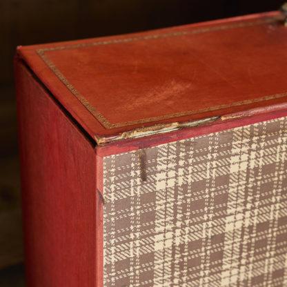 Meuble d'administration du début du siècle double corps notaire
