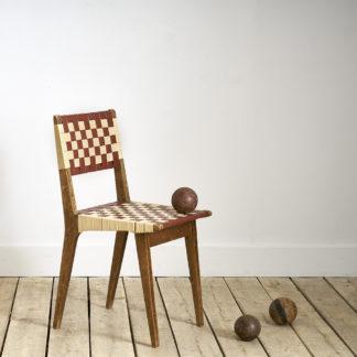 Chaise de Jens Risom Modèle N° 666, édition Knoll