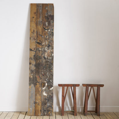 Table/console de peintre
