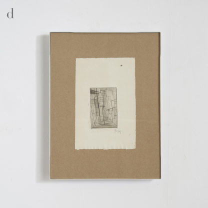 Martin Reisberg gravure
