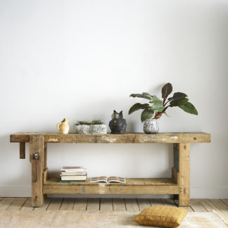 établi console workbench