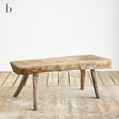 Tables/banc primitifs