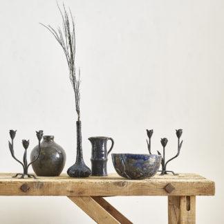 Composition d'objets uniques et artisanaux.