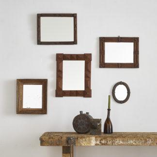 Miroirs «Tramp art»