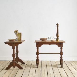 tables de brasserie