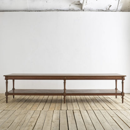 Grande table de drapier