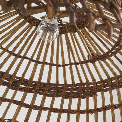 Grande suspension «cage»