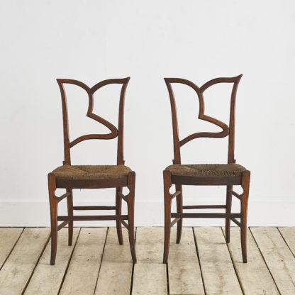 Chaises de chambre debut XX eme