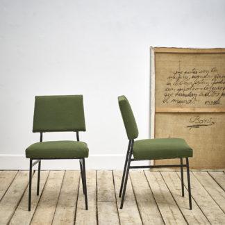 design des années 50.  minimalist moderniste