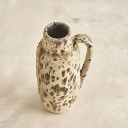 Céramique en grès des années 60/70.