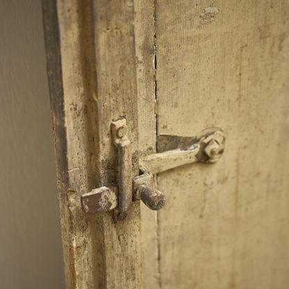 Porte 19ème moulurée