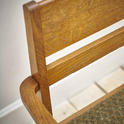 fauteuils bridge dans le goût de René Gabriel.